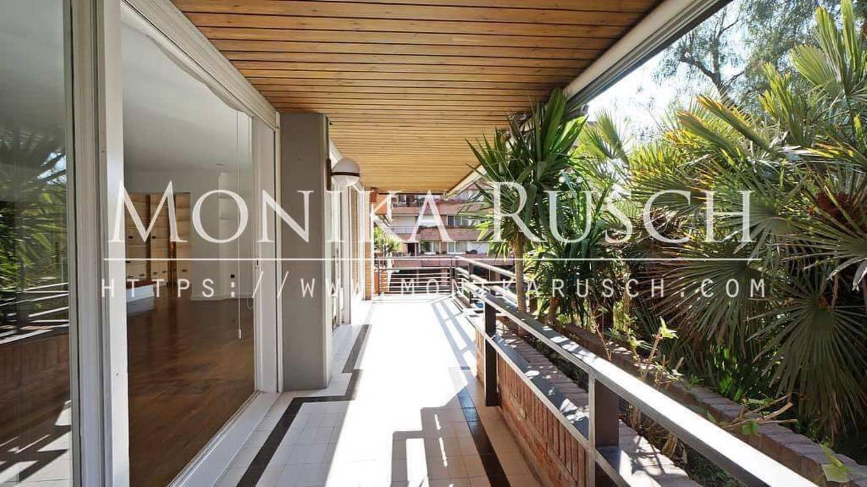 5 quarto Apartamento para arrendar em Barcelona cidade com piscina garagem - 4 500 € (Ref: 6103110)