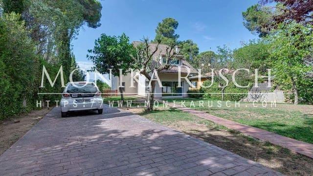 4 quarto Moradia para arrendar em Valldoreix com piscina garagem - 2 900 € (Ref: 6233339)
