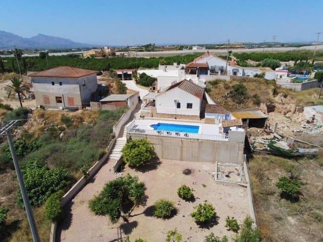 8 sypialnia Willa na sprzedaż w La Murada - 299 950 € (Ref: 6026762)