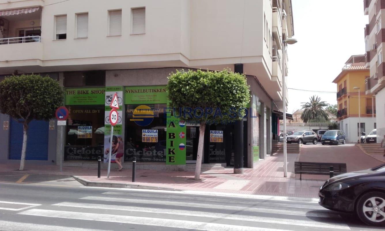 Commercieel te huur in L'Alfas del Pi - € 1.250 (Ref: 4051144)