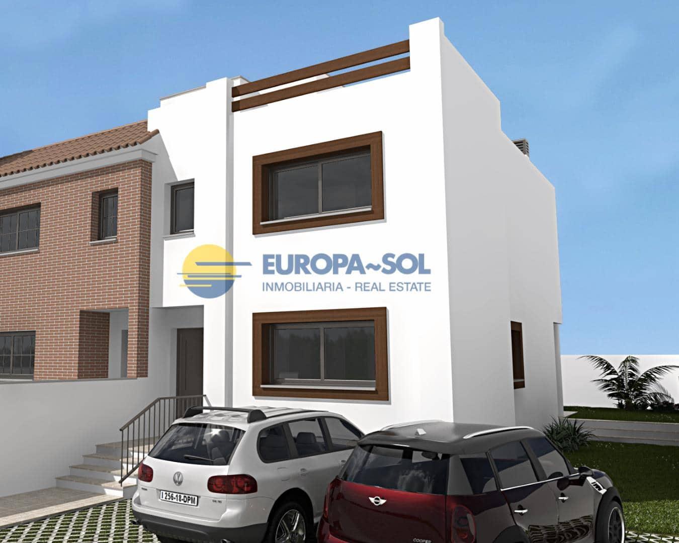 Pareado de 3 habitaciones en Polop en venta con piscina garaje - 285.000 € (Ref: 4571906)