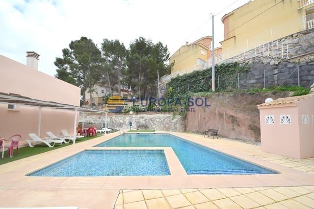 Adosado de 3 habitaciones en L'Alfàs del Pi en venta con piscina garaje - 195.000 € (Ref: 5866601)