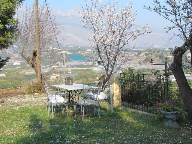3 chambre Maison de Ville à vendre à Callosa d'En Sarria avec piscine garage - 490 000 € (Ref: 3461225)