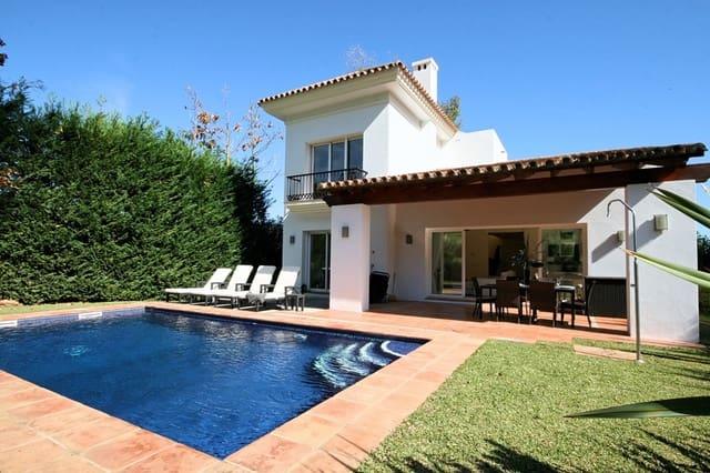 3 Zimmer Ferienvilla in La Cala Golf mit Pool Garage - 1.050 € (Ref: 4274246)