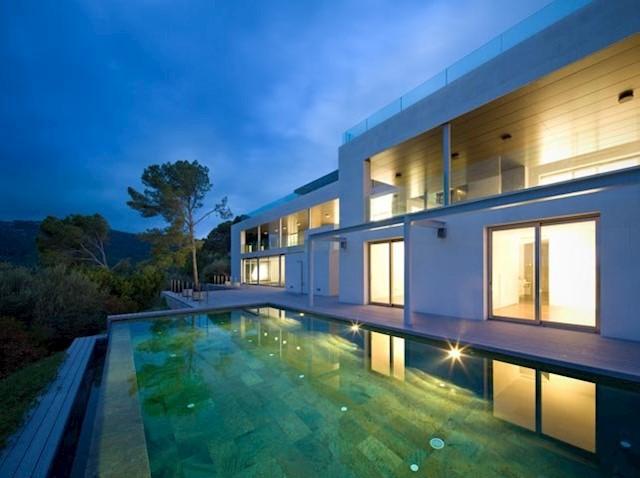 6 sypialnia Willa na sprzedaż w Son Vida z basenem - 8 600 000 € (Ref: 1396141)