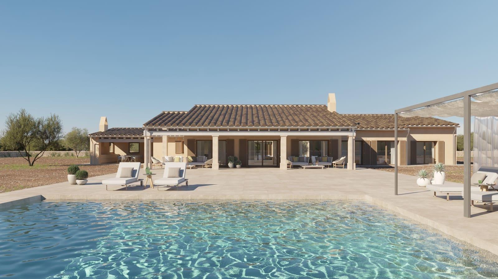 Byggegrund til salg i Santanyi - € 750.000 (Ref: 3094656)