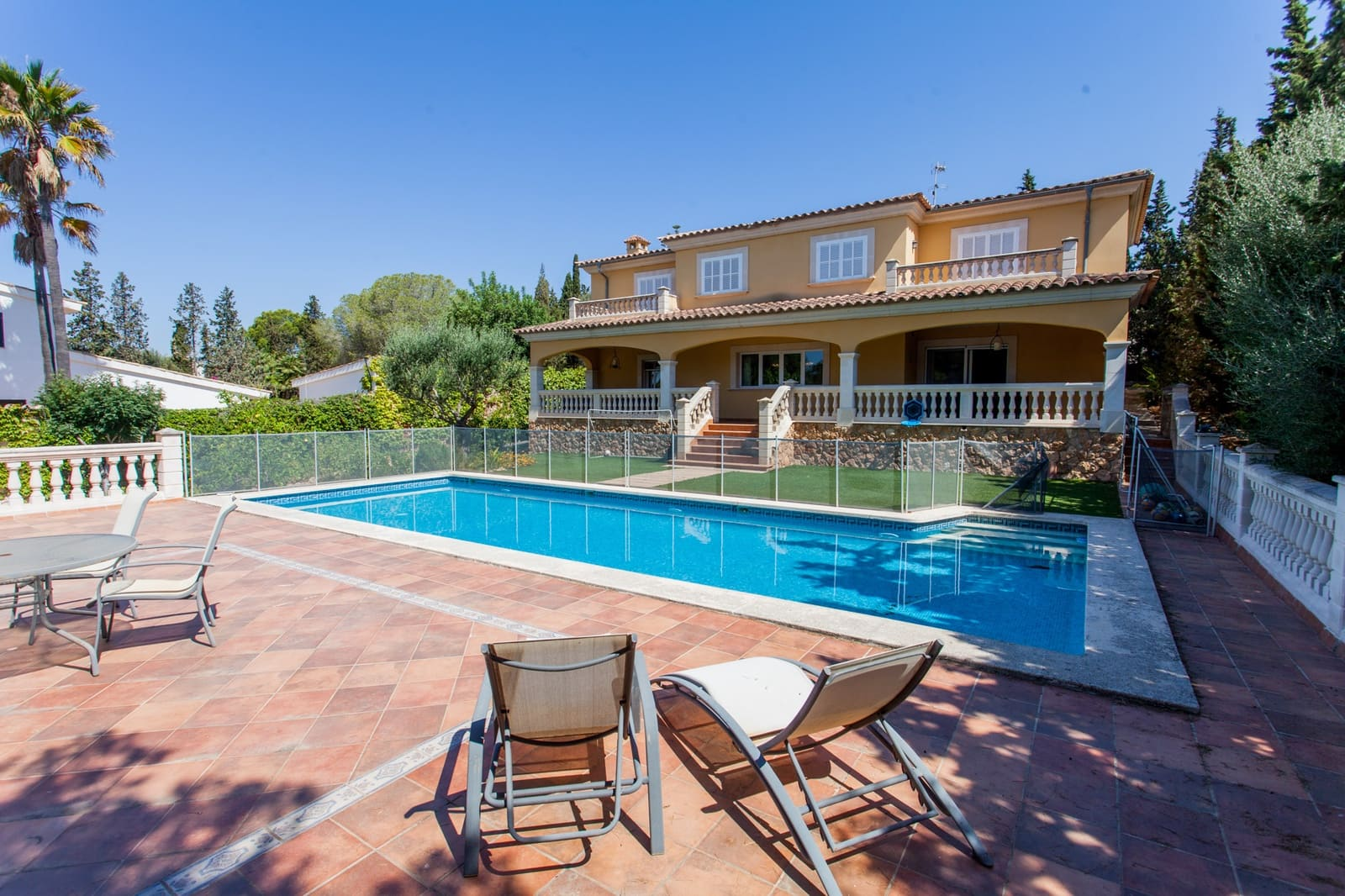 4 bedroom Villa for rent in Sa Cabaneta / La Cabaneta with pool - € 3,500 (Ref: 3517364)