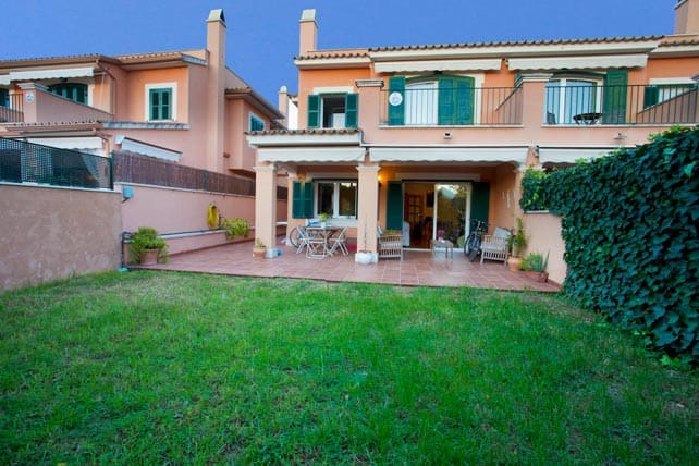 4 slaapkamer Villa te huur in Palma de Mallorca - € 2.500 (Ref: 5058415)