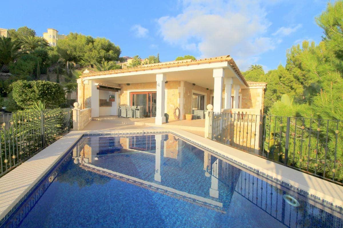 3 slaapkamer Villa te huur in Calvia - € 4.500 (Ref: 5264417)