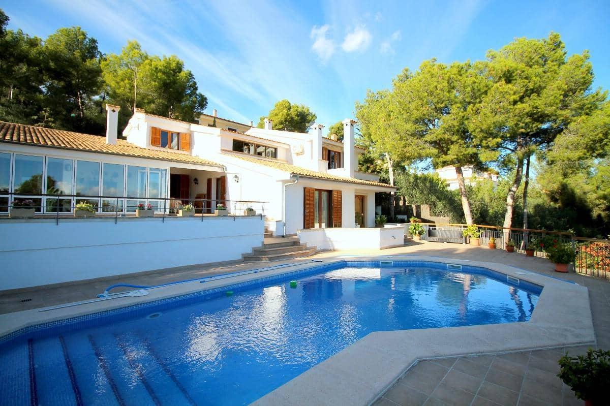9 chambre Villa/Maison à vendre à Cas Catala - 3 000 000 € (Ref: 5265467)