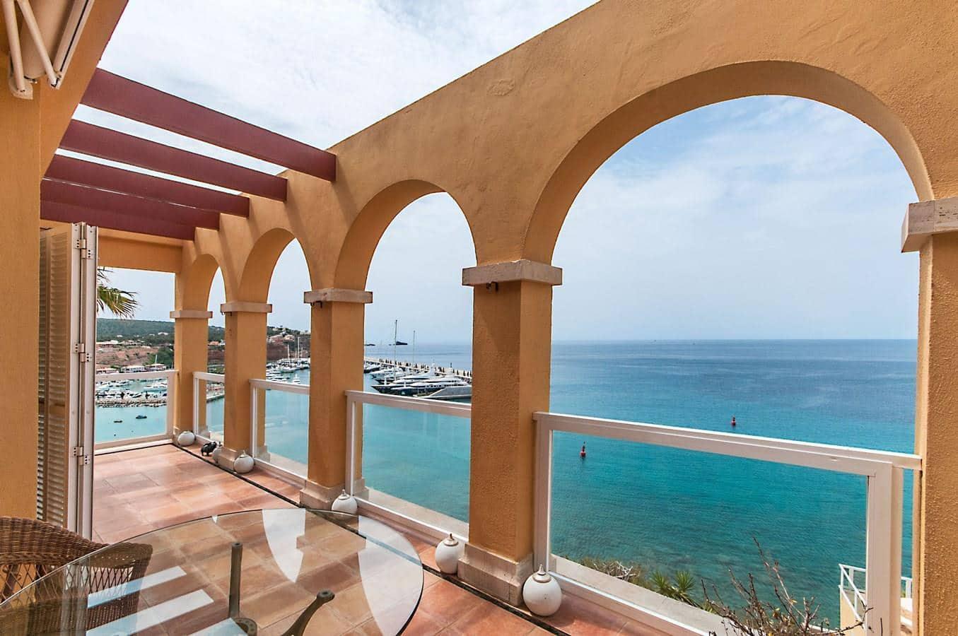 3 slaapkamer Penthouse te huur in Santa Ponsa - € 3.500 (Ref: 5310249)