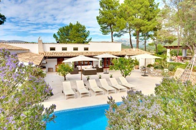 4 slaapkamer Finca/Landhuis te huur in Puerto de Andratx - € 5.900 (Ref: 5531867)