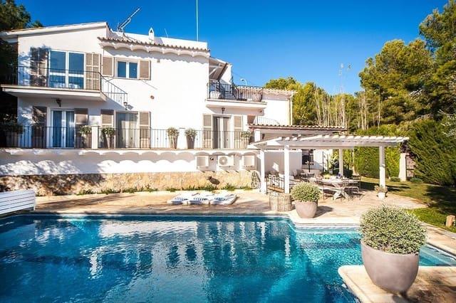 4 sovrum Villa till salu i Costa de la Calma - 1 200 000 € (Ref: 5656560)