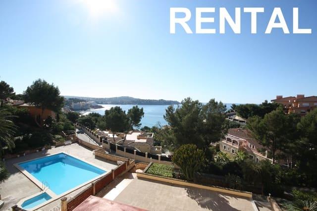 1 soveværelse Lejlighed til leje i Costa de la Calma - € 900 (Ref: 5990691)