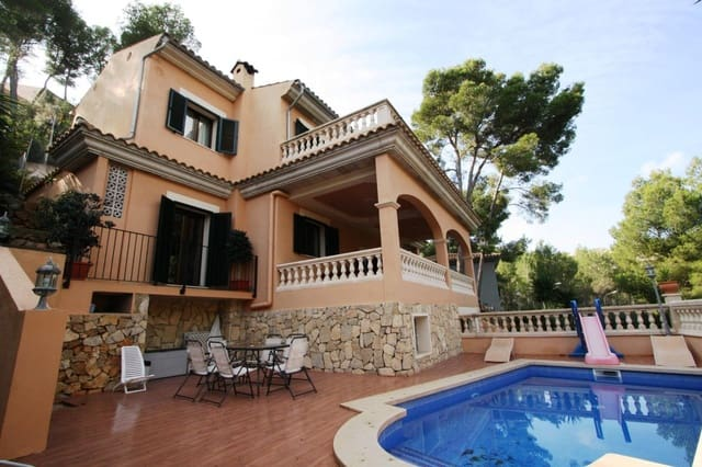 5 sovrum Villa att hyra i Cas Catala - 5 000 € (Ref: 6261948)