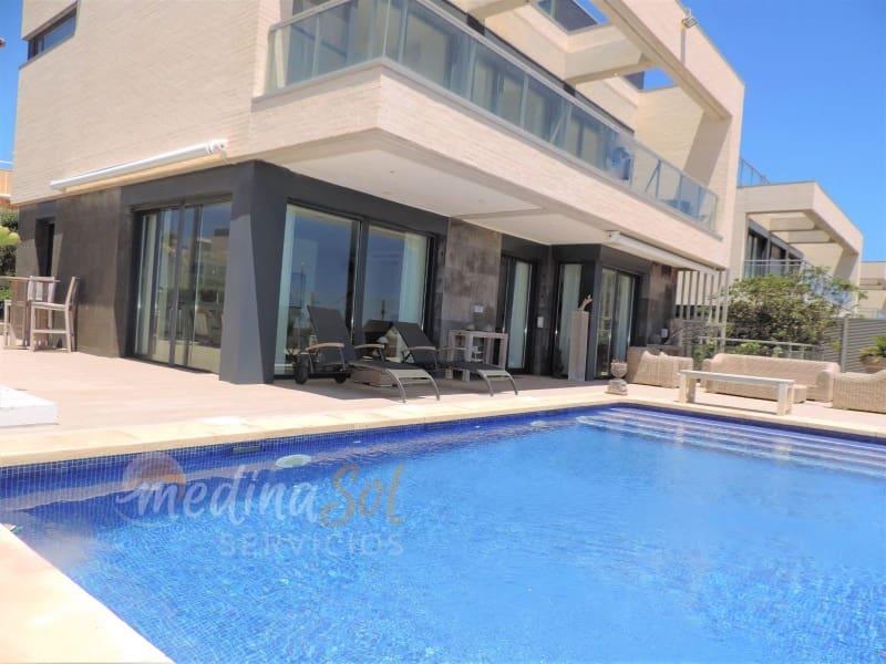 Chalet de 3 habitaciones en Cabo de Palos en venta con piscina garaje - 950.000 € (Ref: 4806091)