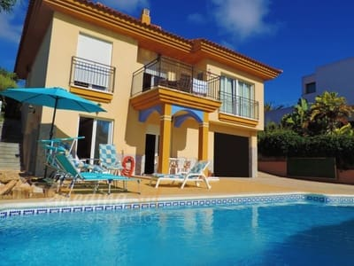 4 bedroom Villa for sale in Cabo de Palos with pool garage - € 575,000 (Ref: 4806093)