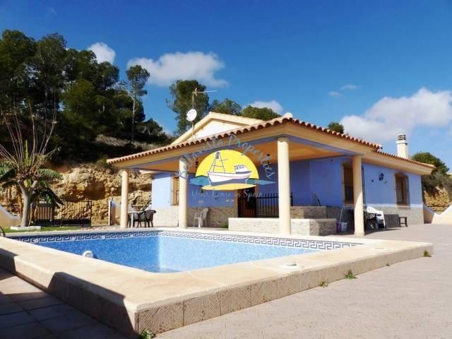 3 Zimmer Villa zu verkaufen in Ganuelas mit Pool Garage - 325.000 € (Ref: 4447140)