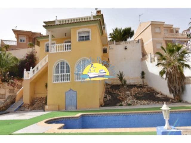 4 bedroom Villa for sale in Bolnuevo with pool - € 699,995 (Ref: 6154020)