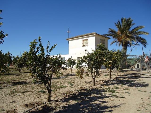 2 chambre Finca/Maison de Campagne à vendre à Roda avec piscine garage - 160 000 € (Ref: 5227909)