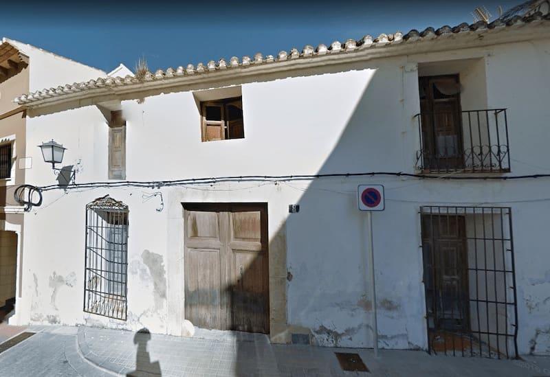Casa en Ondara en venta - 120.000 € (Ref: 5072336)