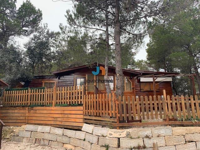 Chalet de 2 habitaciones en Navalón en venta con piscina - 29.000 € (Ref: 5072392)