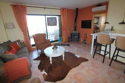 Pareado de 3 habitaciones en Benitachell / Benitatxell en venta con piscina - 185.000 € (Ref: 5072456)