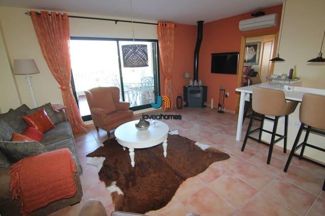 3 Zimmer Doppelhaus zu verkaufen in Benitachell / Benitatxell mit Pool - 185.000 € (Ref: 5072456)