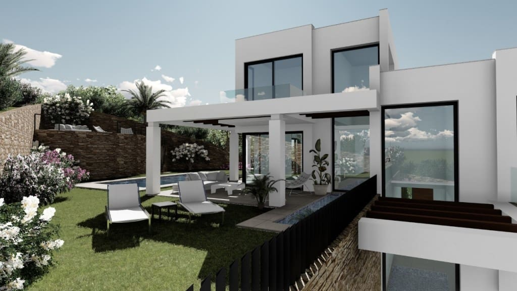 4 bedroom Villa for sale in Marbella - € 825,000 (Ref: 4944845)