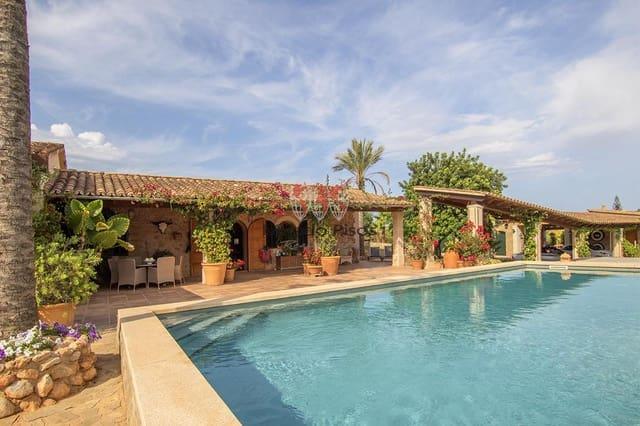 3 sypialnia Finka/Dom wiejski na sprzedaż w Santa Maria del Cami z basenem - 2 200 000 € (Ref: 6288367)