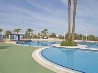 2 bedroom Apartment for holiday rental in Cabo Roig with pool garage - € 225 (Ref: 1264335)