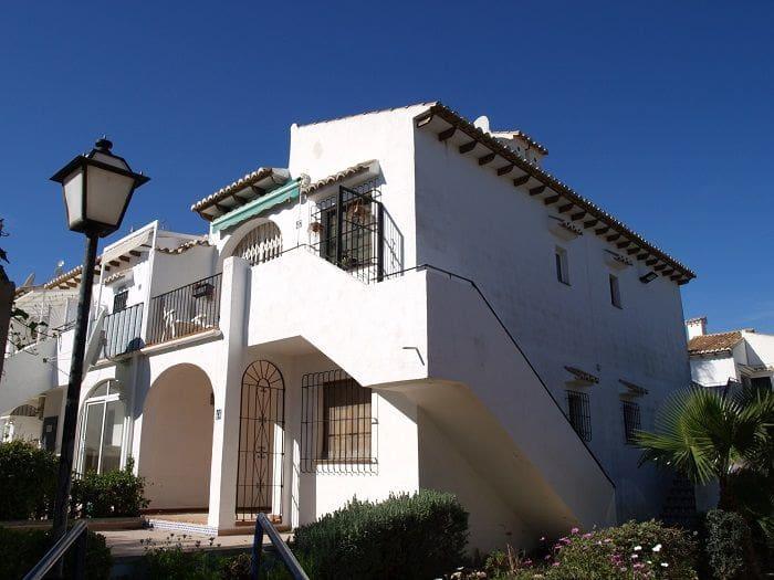 1 soverom Leilighet til salgs i Los Balcones med svømmebasseng - € 175 (Ref: 5145701)