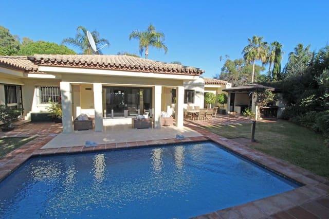 3 bedroom Villa for sale in Benamara with pool garage - € 1,295,000 (Ref: 3875947)