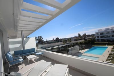 3 Zimmer Penthouse zu verkaufen in Bel-Air mit Pool Garage - 525.000 € (Ref: 4442464)