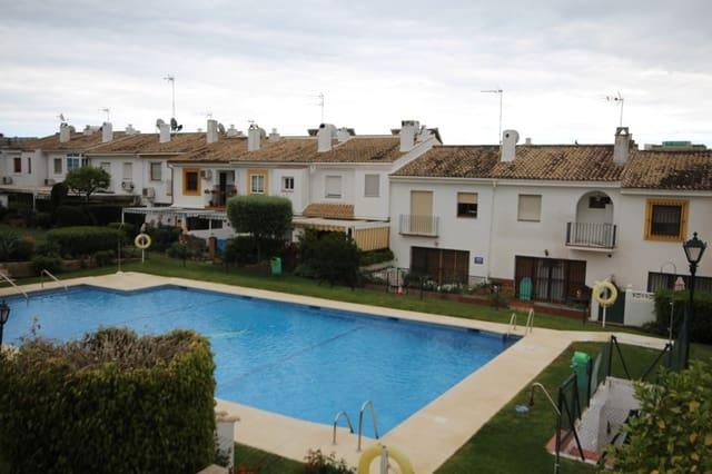 3 Zimmer Ferienhaus in Estepona mit Pool - 450 € (Ref: 4598521)