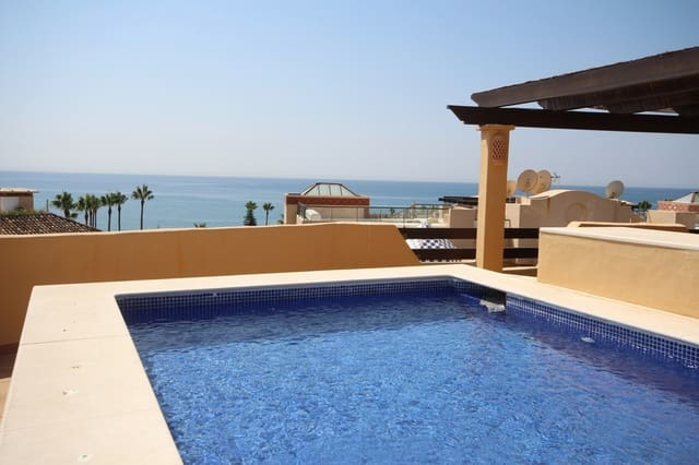 3 bedroom Penthouse for holiday rental in Cancelada with pool garage - € 2,450 (Ref: 4672143)
