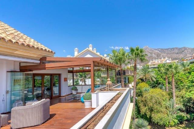 4 Zimmer Ferienpenthouse in Golden Mile mit Pool Garage - 4.000 € (Ref: 5396243)
