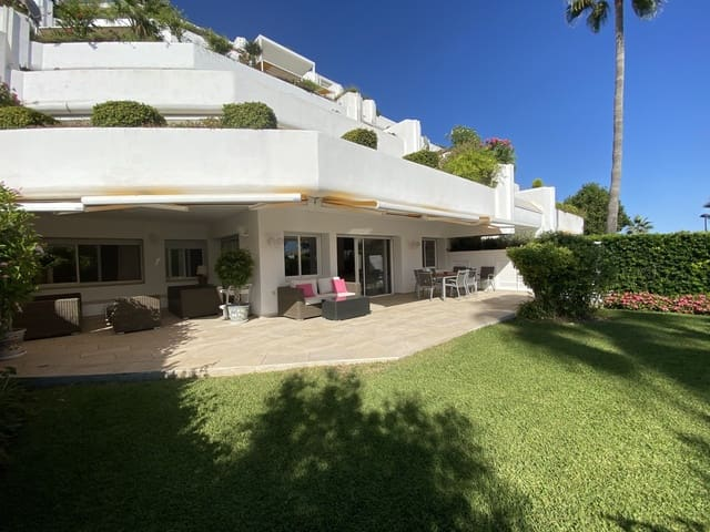 3 bedroom Apartment for holiday rental in Guadalmina with pool garage - € 3,750 (Ref: 5566813)