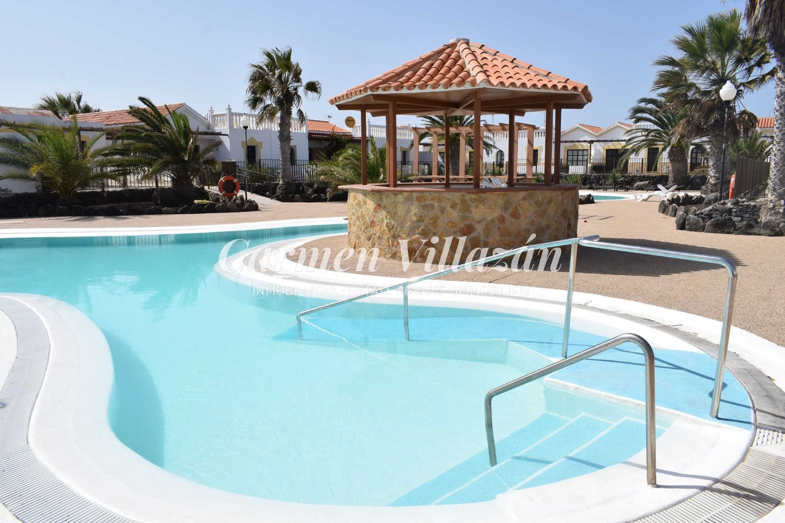 1 sovrum Bungalow till salu i Costa de Antigua med pool - 80 000 € (Ref: 5332014)