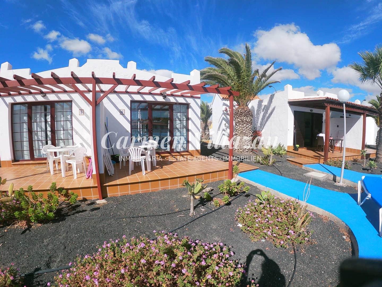 1 sovrum Bungalow till salu i Caleta de Fuste med pool - 93 500 € (Ref: 5332024)