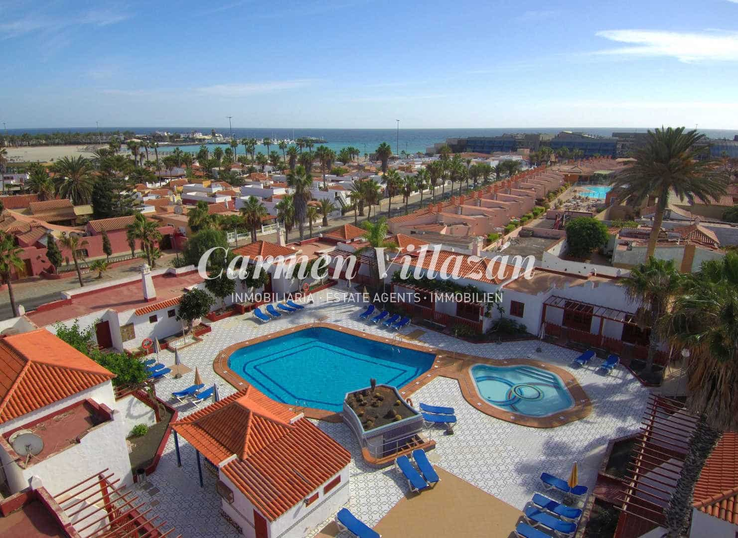 1 sovrum Bungalow till salu i Caleta de Fuste med pool - 100 000 € (Ref: 5635538)