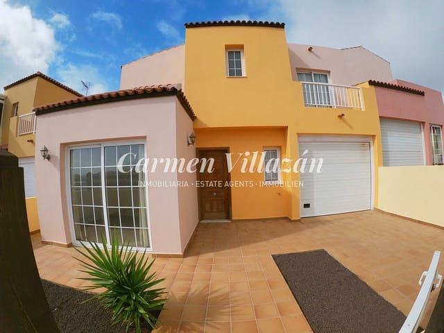 3 sypialnia Willa na sprzedaż w Gran Tarajal z basenem garażem - 216 000 € (Ref: 5838054)