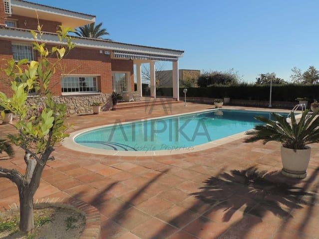 7 soverom Villa til leie i Alella med svømmebasseng - € 16 000 (Ref: 5097723)