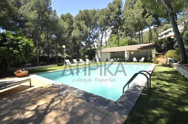 5 soverom Villa til leie i Castelldefels med svømmebasseng - € 4 500 (Ref: 6025927)