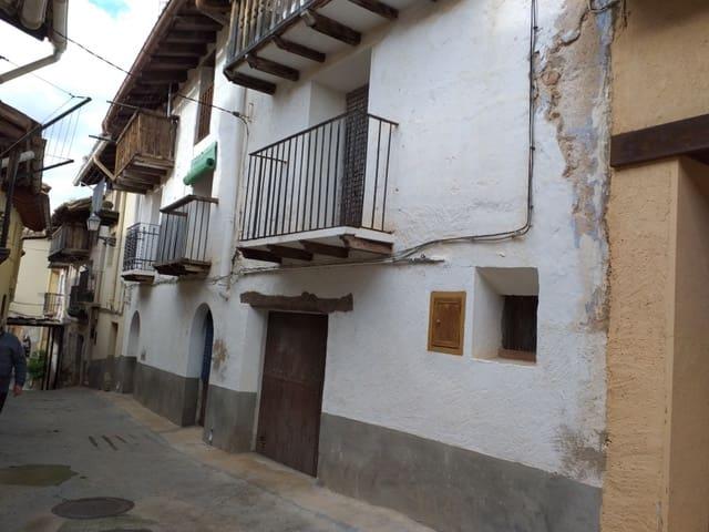 4 sovrum Semi-fristående Villa till salu i Penarroya de Tastavins - 70 000 € (Ref: 5817453)