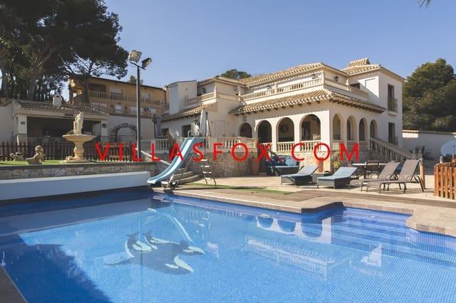 6 soveværelse Villa til salg i Filipinas med swimmingpool garage - € 800.000 (Ref: 5132966)