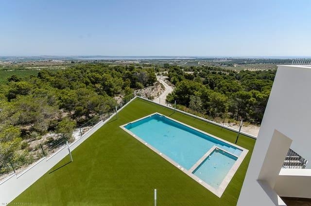 3 makuuhuone Huoneisto myytävänä paikassa San Miguel de Salinas mukana uima-altaan  autotalli - 199 000 € (Ref: 5932300)